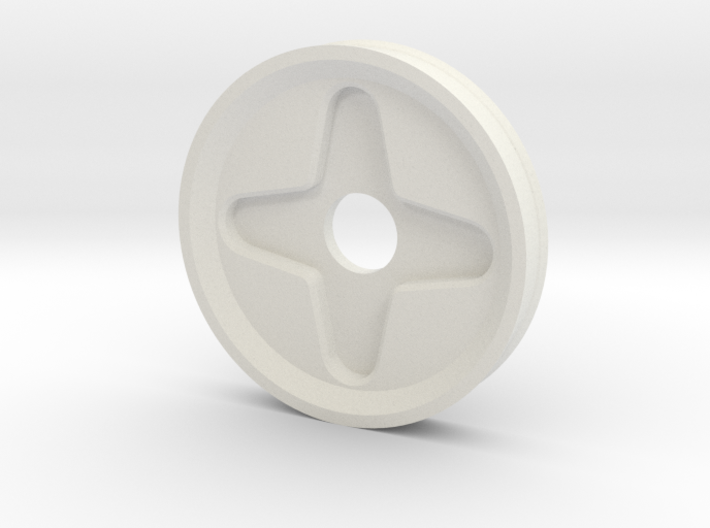 Trinket Wheel (Production Edition) 3d printed