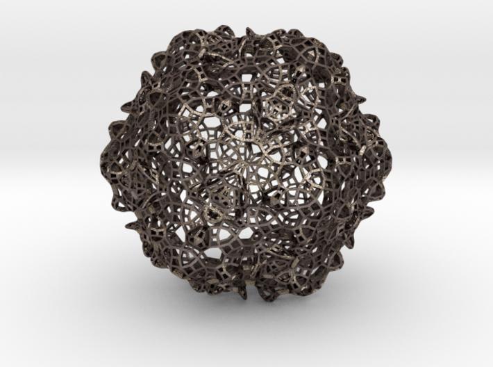 Sphere4 3d printed