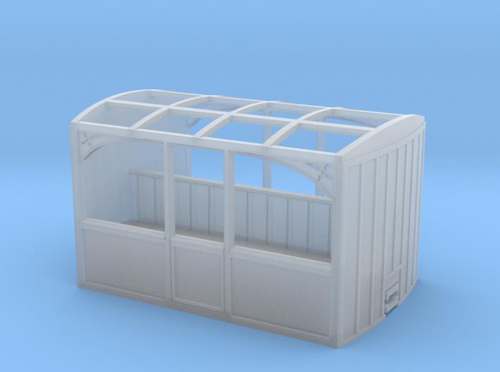 FR Bug Box Observation Saloon 3d printed