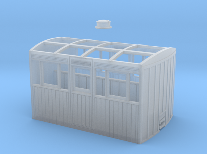 FR Bug Box (matchboard) 3d printed