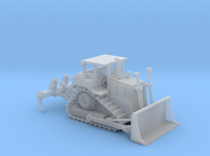 Caterpillar D7R XR Crawler Z Scale 3d printed
