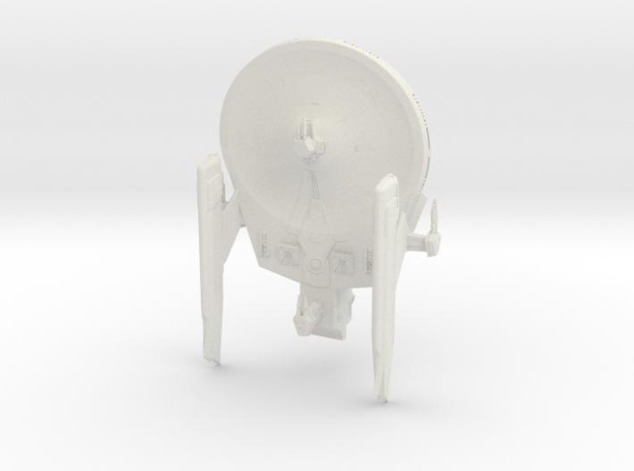 Soyuz 6in 3d printed