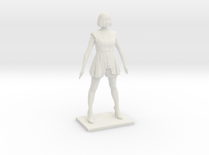 Nocchi (stand) 3d printed