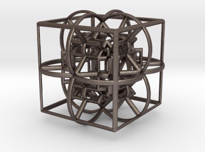Quadrature A 3d printed