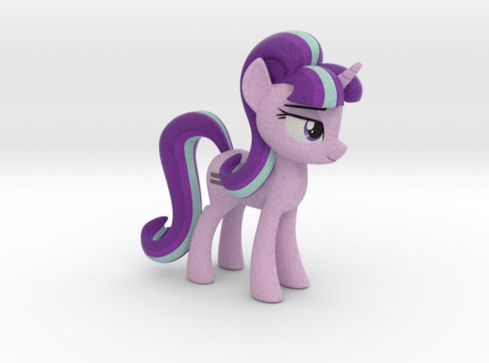 Starlight Glimmer (fake Cutie Mark) 3d printed