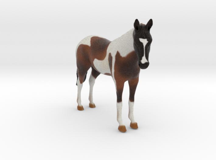 Custom Horse Figurine - Moe 3d printed