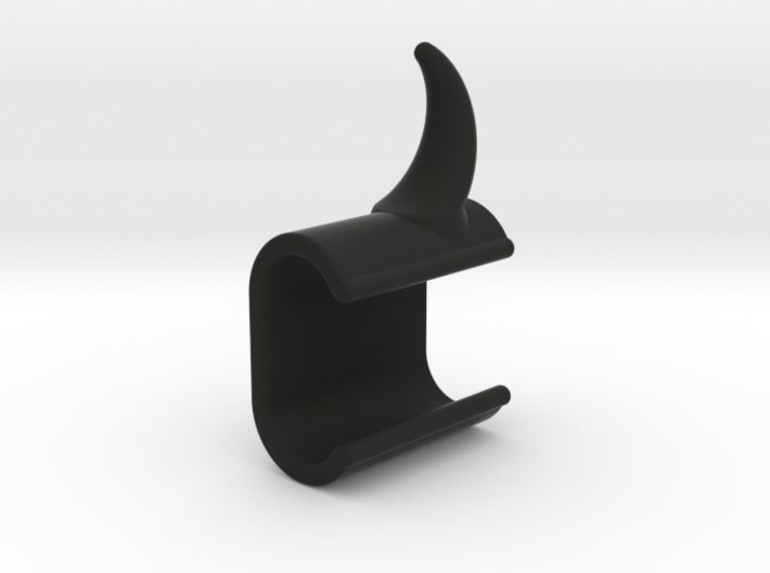 Bugaboo stroller bag/purse hook (right) 3d printed
