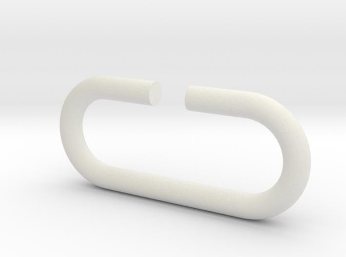 D-ring 3d printed