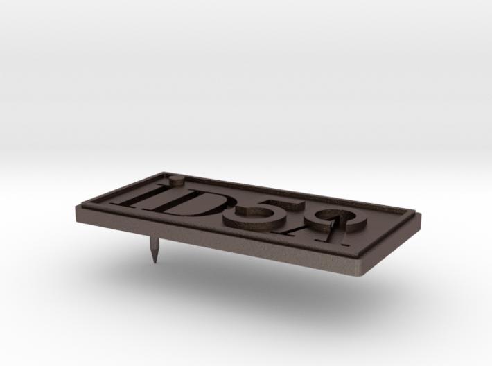 IDSA 50 Pin Design V4 2015 07 28 3d printed
