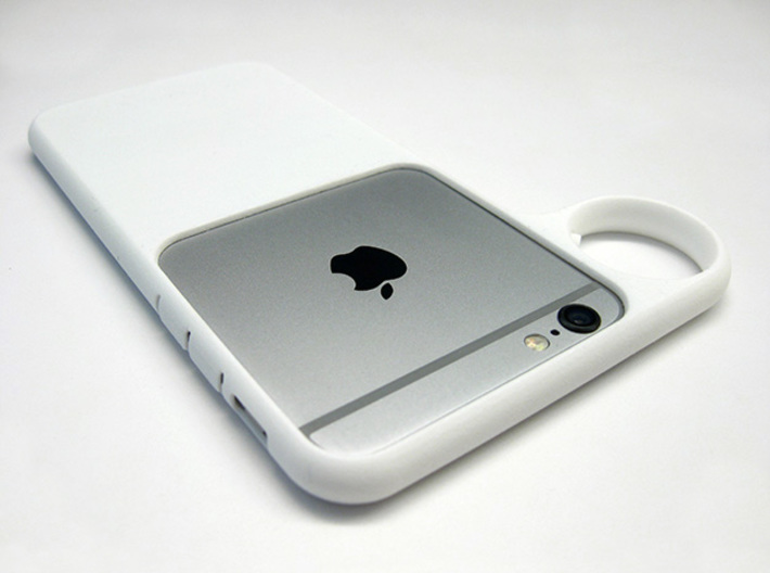Ring case for iPhone 6 and 7 3d printed iPhone 6