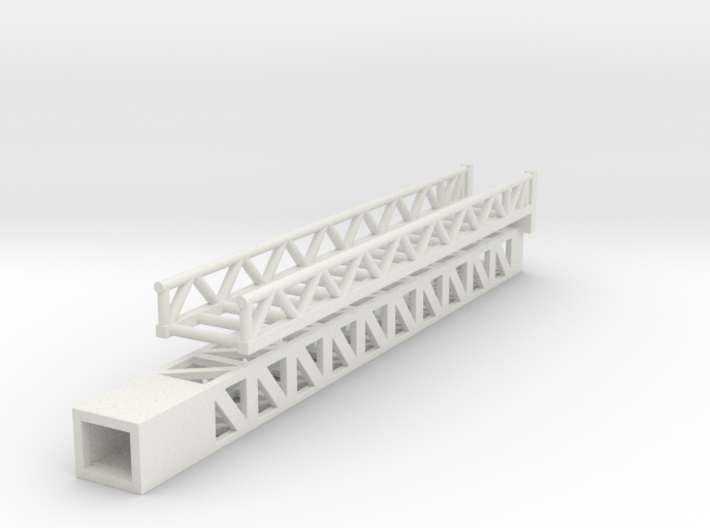 ladder stage 2 of 4 3d printed