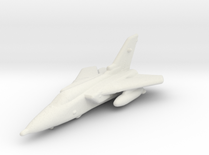 RAF Tornado 1:500 scale 3d printed