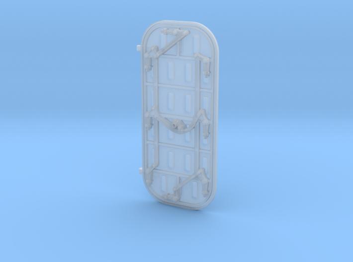 Door 3 3d printed