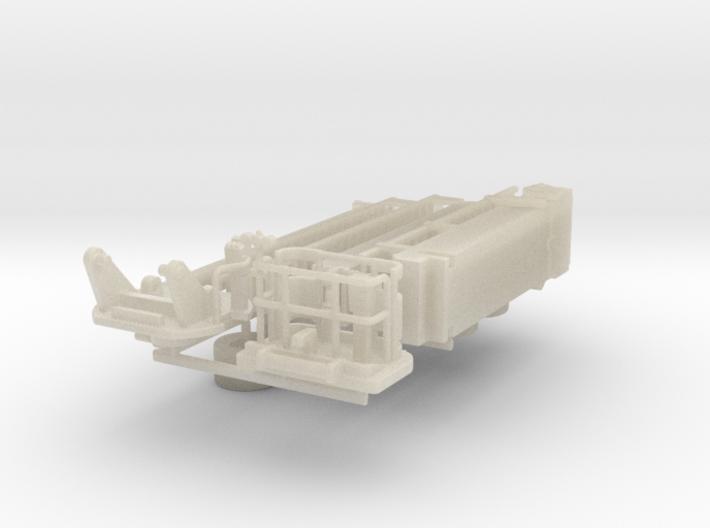 HO 1/87 Mack CF Aerialscope Parts 3d printed