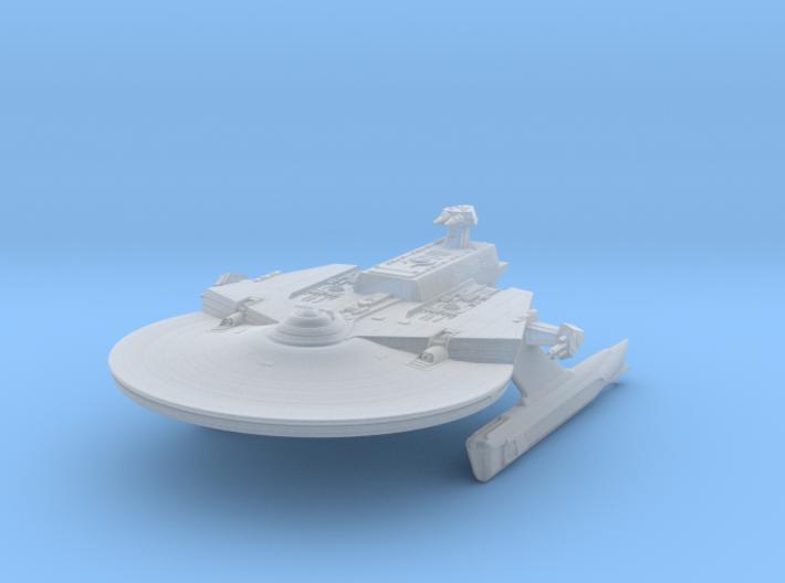 Soyuz 2in 3d printed