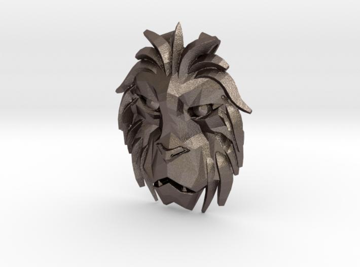 Lion Trinket 3d printed