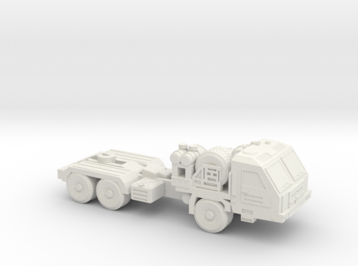 BAZ 64022 6mm low resolution 3d printed