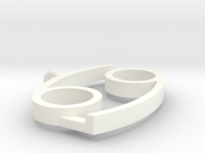 Karkat Pendant 3d printed