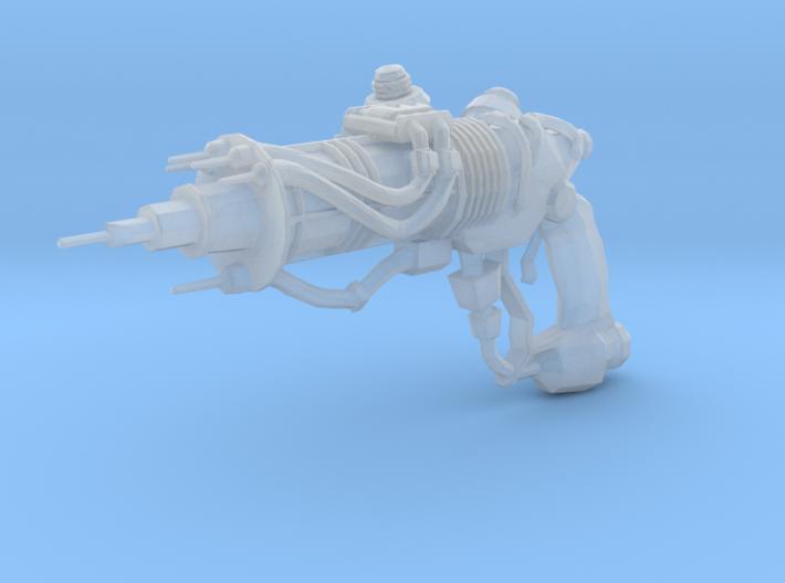 Plasma Pistol (1:12 Scale) 3d printed