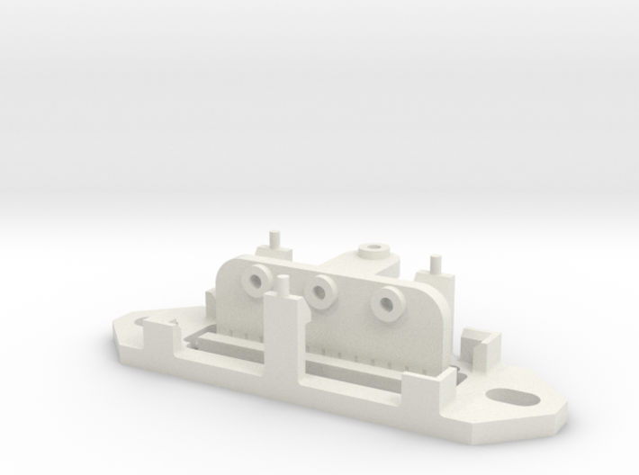 Railroad switch / point actuator for PECO PL-13 3d printed