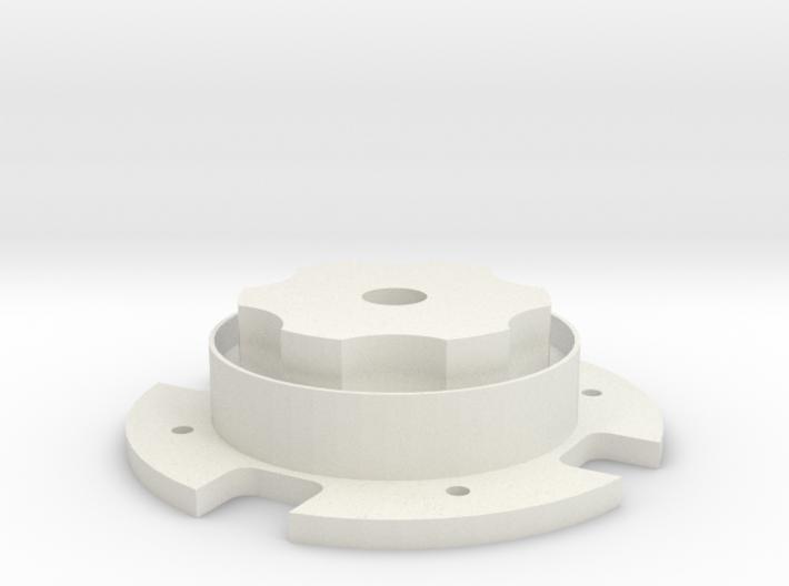 Power-Wheel Drive Sprocket V1 3d printed