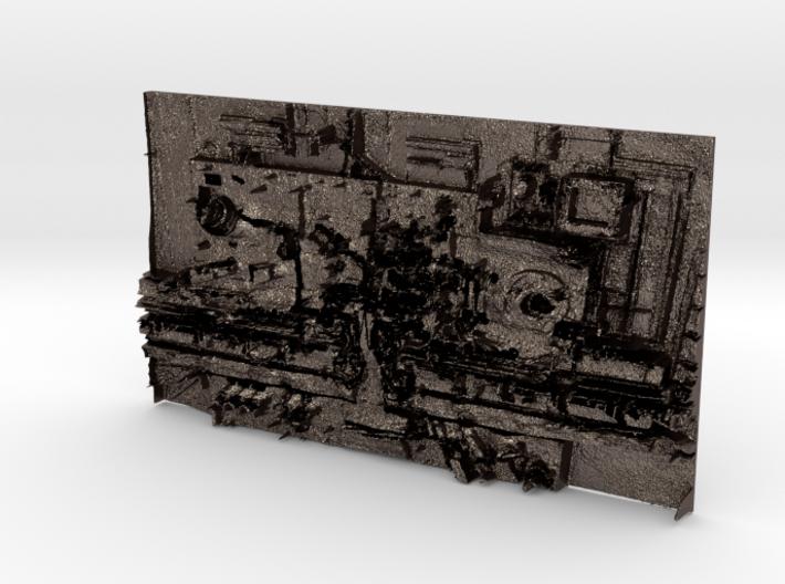 City Or Machine 3d printed