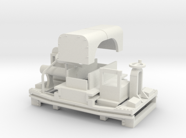 A-1-43-20hp-simplex-1a 3d printed