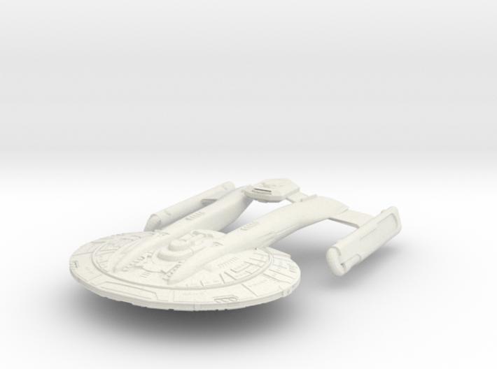 Akira Class Refit HvyCruiser 3d printed