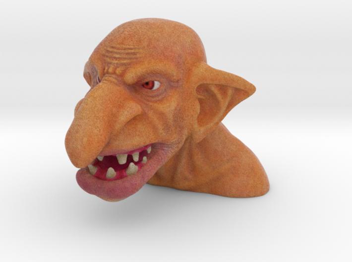 Eddie's Orc 3d printed