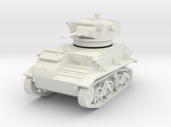 PV74A Light Tank Mk VIC (28mm) 3d printed