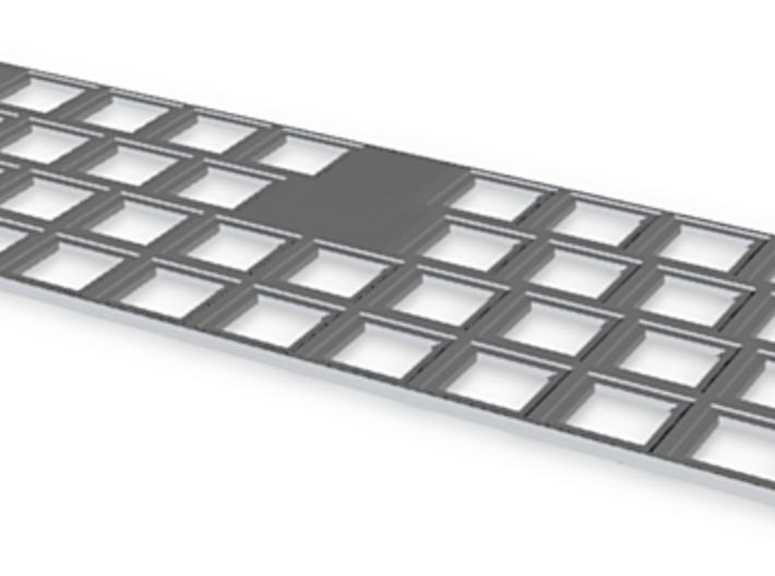 Hypernano Minimal Plate For Test 3d printed