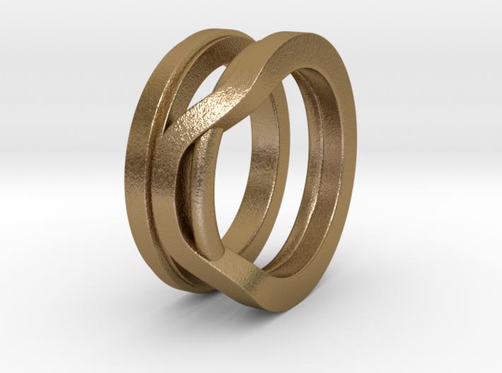 Balem's Ring1 - US-Size 12 1/2 (21.89 mm) 3d printed