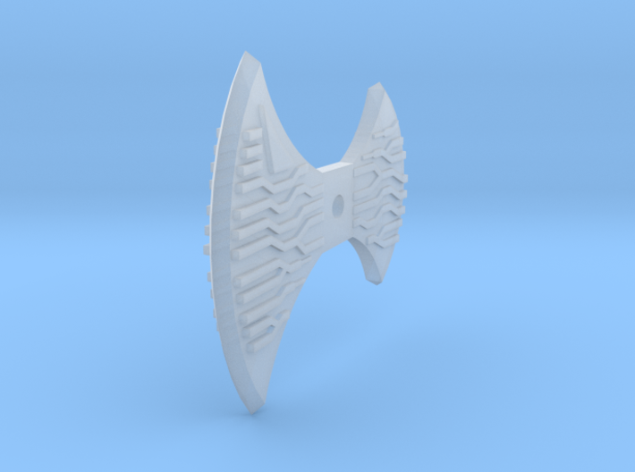 idw: Prime Axe Blade for deluxe 3d printed