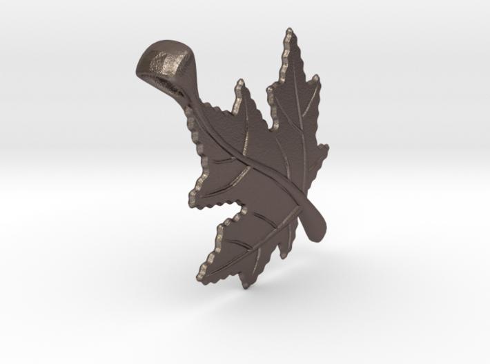 Canadian Maple Leaf 3d printed