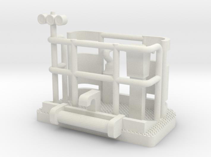 Scope Basket 3d printed