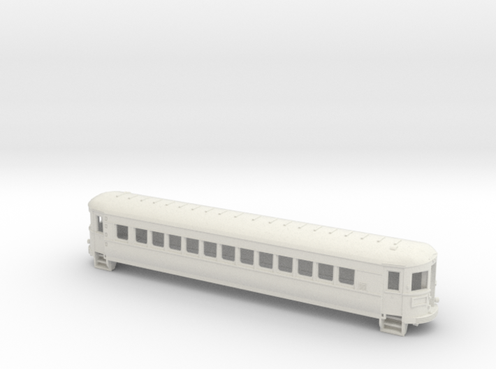 CA&E 450 Series Steel Interurban 3d printed