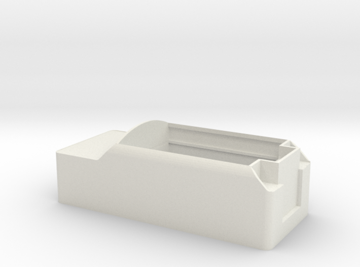 620 Tender Body 3d printed