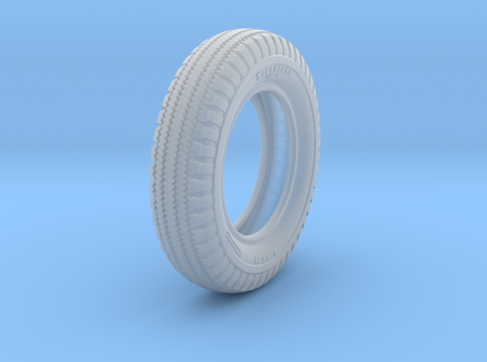 1-24 Tire 9 00x20 3d printed