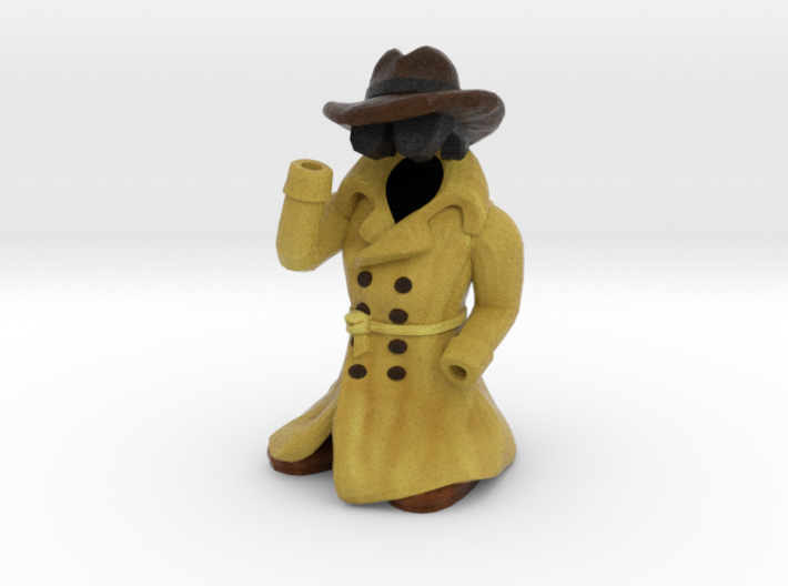 Invisible Man 3d printed