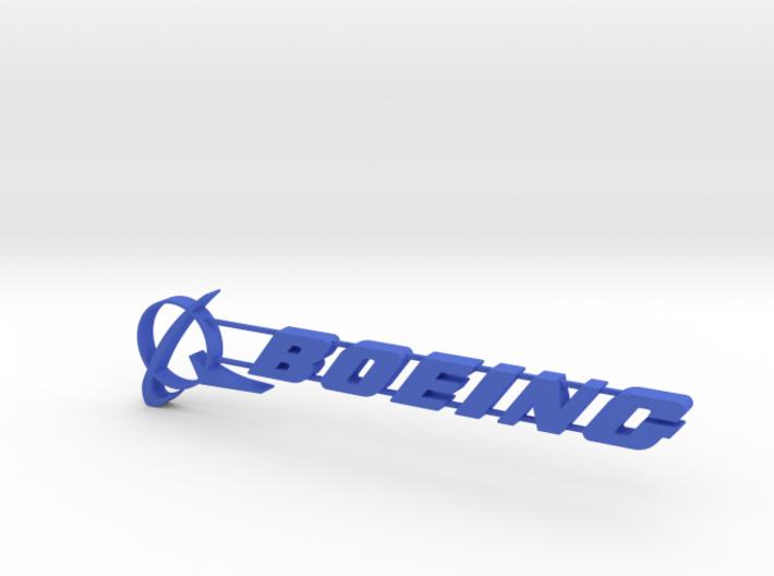 Boeing Everett Sign 04 3d printed