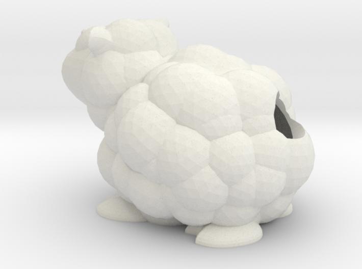 Salt Pepper Sheep 3d printed