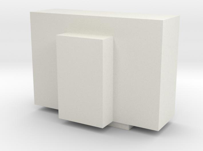 Kupplungslehre FREMO87 3d printed