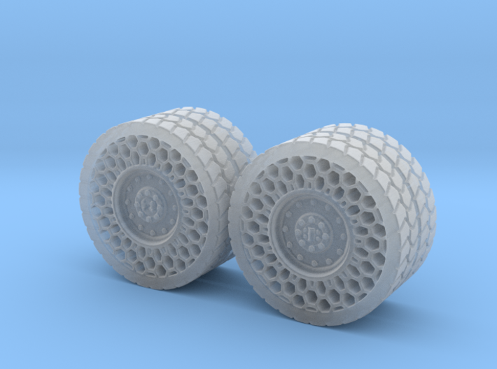 Airless Tire P1 1:87 3d printed