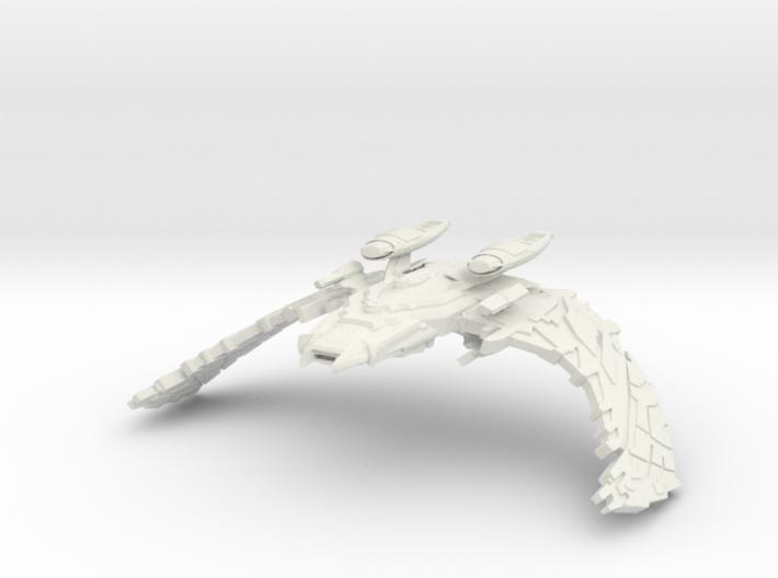 Scimitar Class Warbird II 3d printed