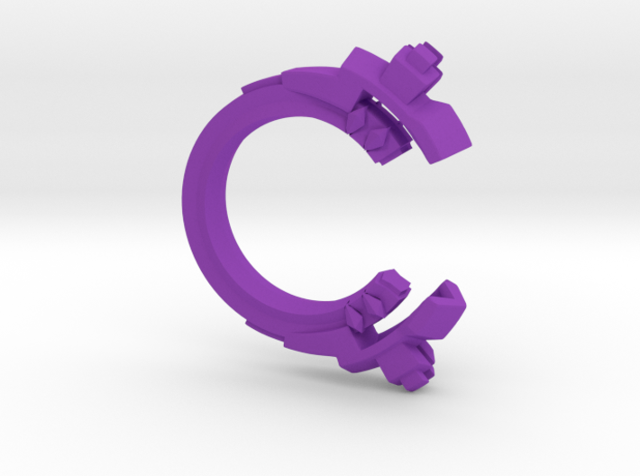 Future Trends - size 5 3d printed