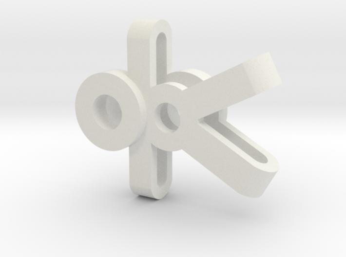 Bone House: Adbel - Small 3d printed