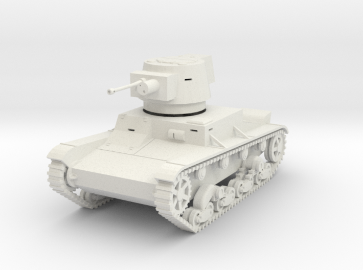 PV78A Vickers Mark E (Finnish) (28mm) 3d printed