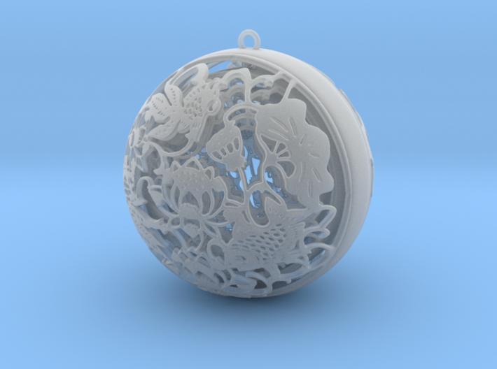 Lucky Ball 3d printed
