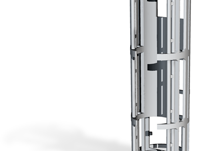 GCM114-01-CF7 - Crystal Focus 6 / 7 + CEX + 18650 3d printed