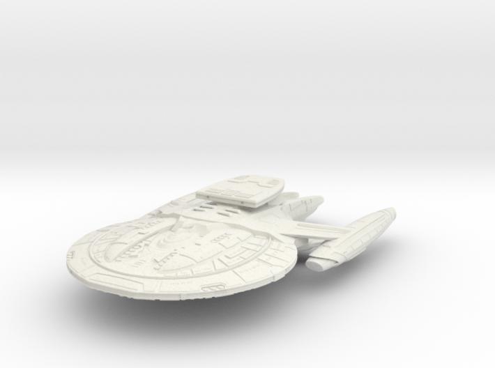 Athena Class HvyCruiser 3d printed